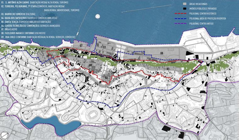 Masterplan Estratégico para o Centro Antigo de Salvador