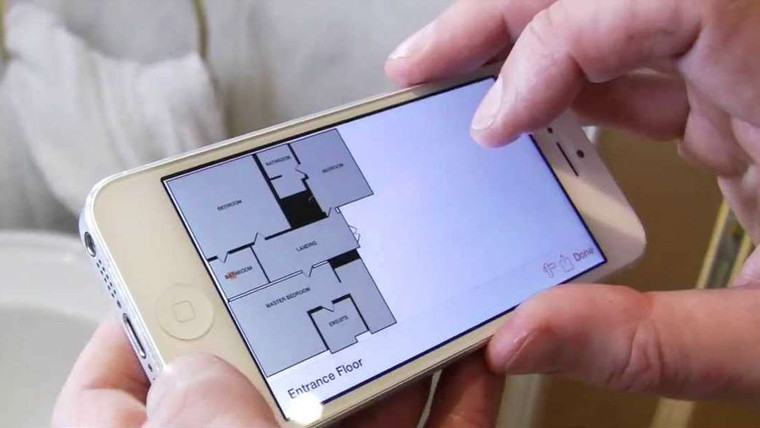 RoomScan: Um aplicativo que gera plantas muito precisas em poucos minutos