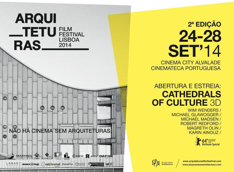 Filmes premiados no Arquiteturas Film Festival Lisboa 2014