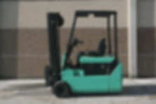 Chariot élévateur électrique occasion CLARK CTM16X