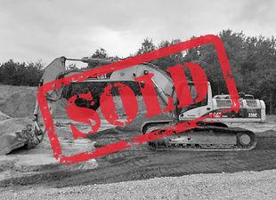 Cat 330C sold.jpg