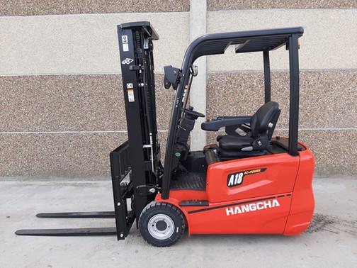 Le chariot élévateur électrique 1.8 T HANGCHA A18