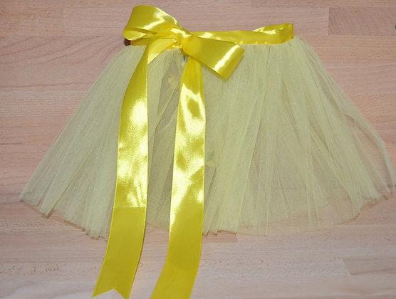 TT004 TUTU Amarelo Simples