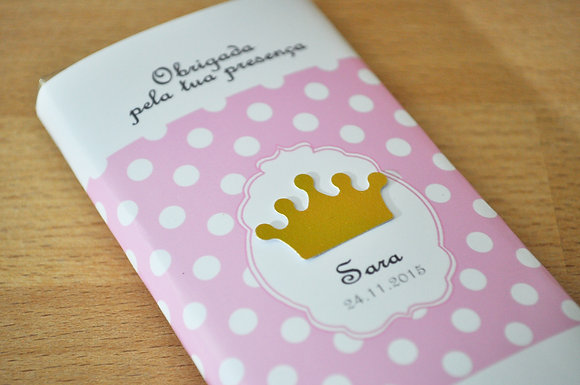 C047: 1 Chocolate de Leite Princesa