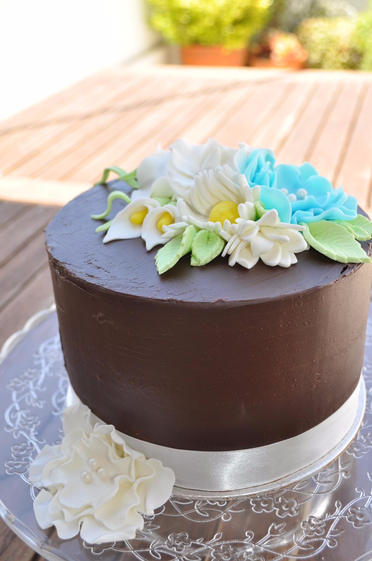 Cobertura de Chocolate - 45 Anos