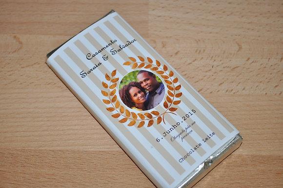 C044: 1 Chocolate de Leite