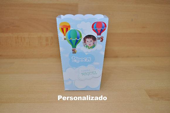 P016: Pacote Pipocas Personalizado Grande