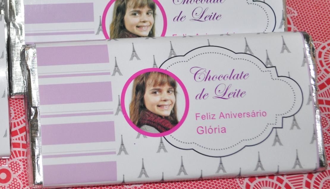 Capa para chocolates
