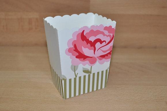 P024: Pacote p/ Pipocas Rose