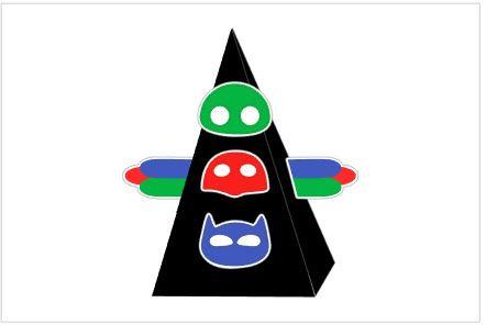 M053: Cone Totem PJ Masks