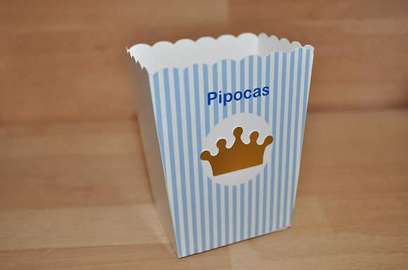 P029: 1 Pacote Pipocas - Principezinho