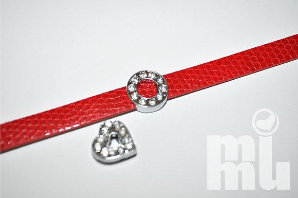 DM201604 - Pulseira Vermelho