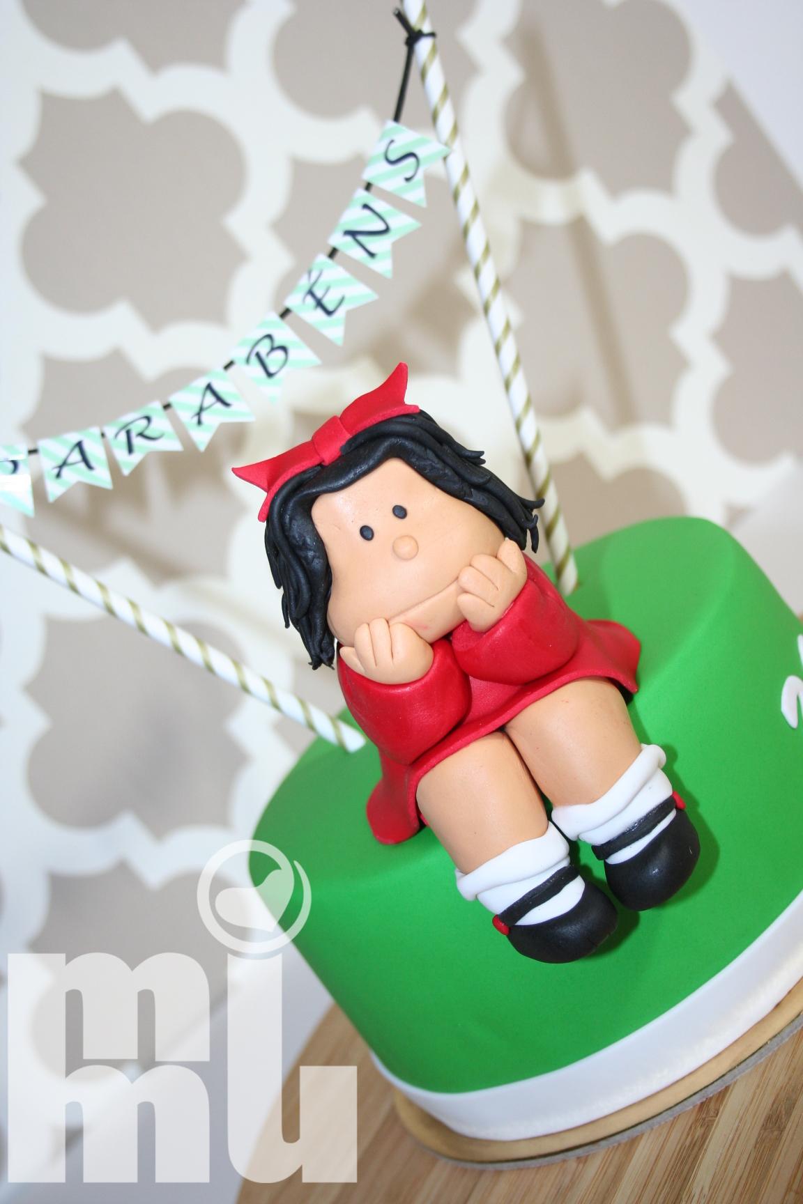 Bolo Mafaldinha