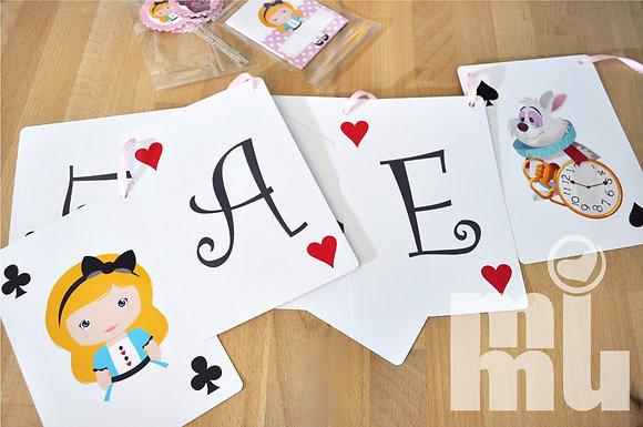 BP041: Bandeirola Alice