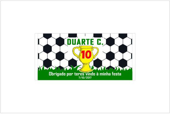 C059: 1 Chocolate Futebol