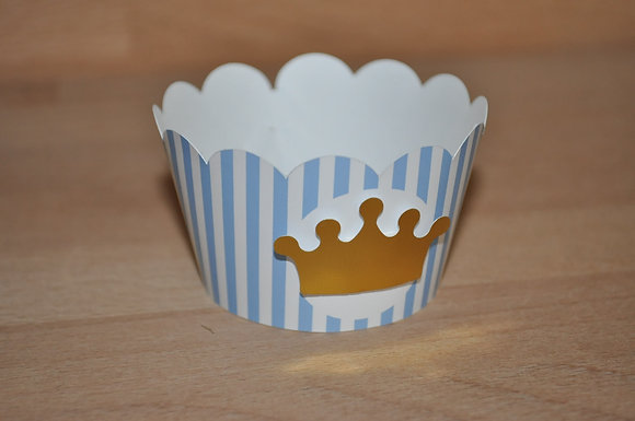 Q033: 6 Cupcakes Wrap Principe