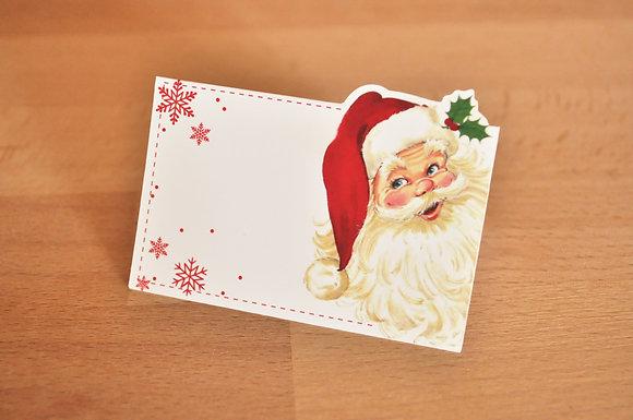 MA049: 6 Marcador Pai Natal