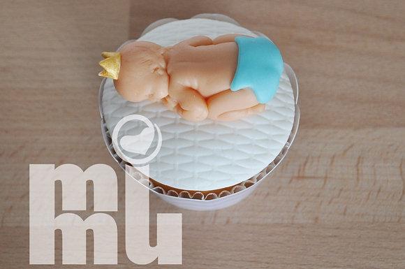 Cupcakes Principezinho