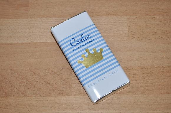 C046: 1 Chocolate de Leite Principiezinho