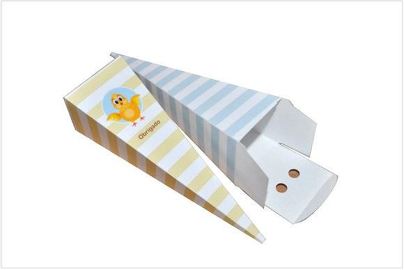M019 - 1 Caixa p/ oferta - Cone