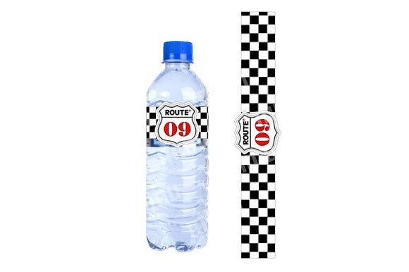 SU003: 1un Rótulo para água - corridas