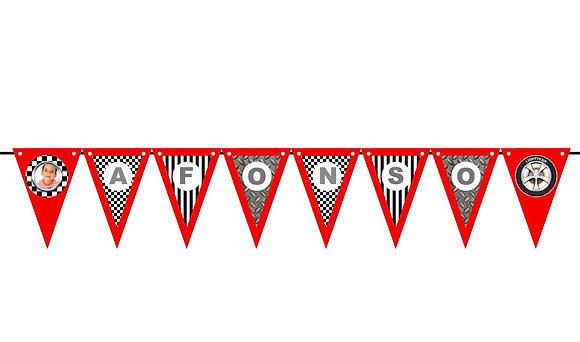BP019: Bandeirola Personalizavel Corridas