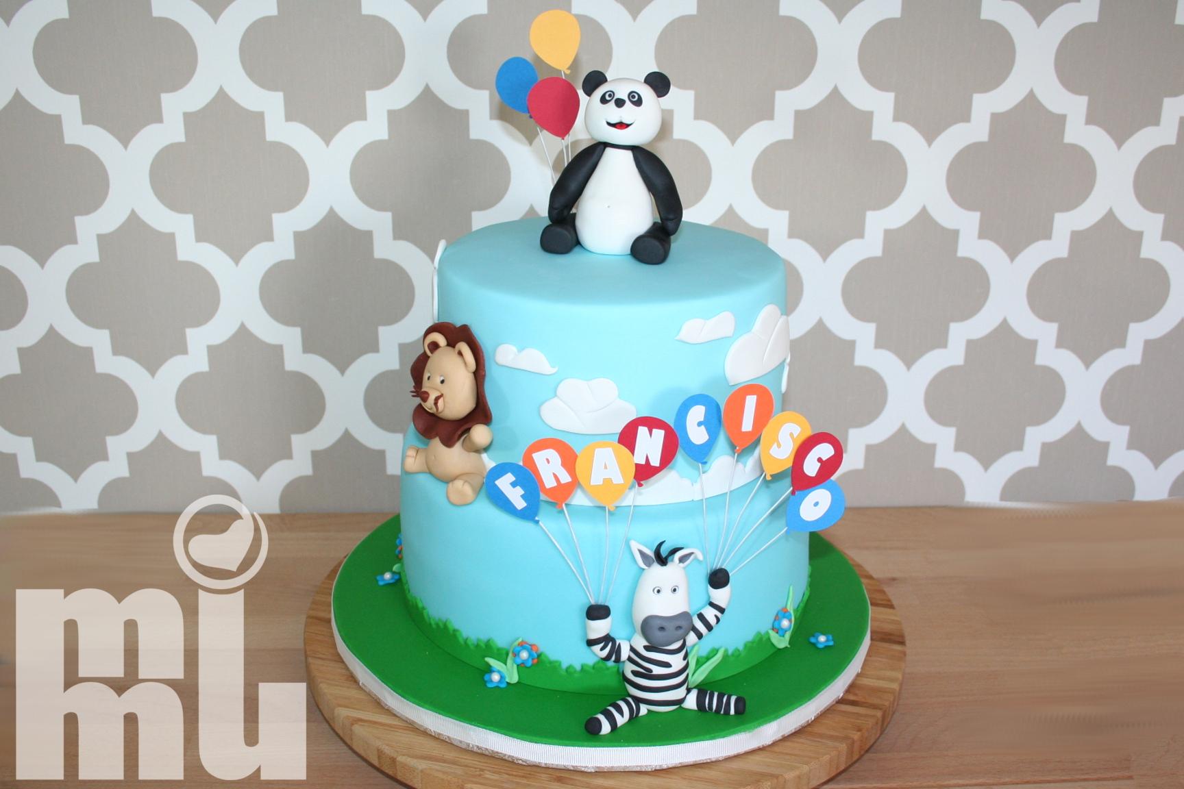 Panda e amigos