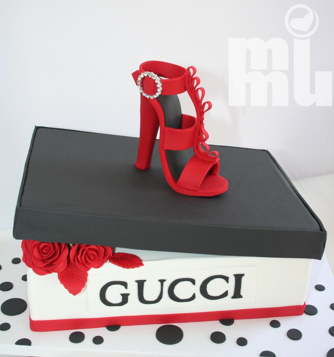 Bolo Sapato Gucci