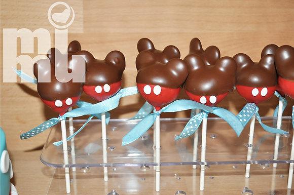 Cakepops Mickey