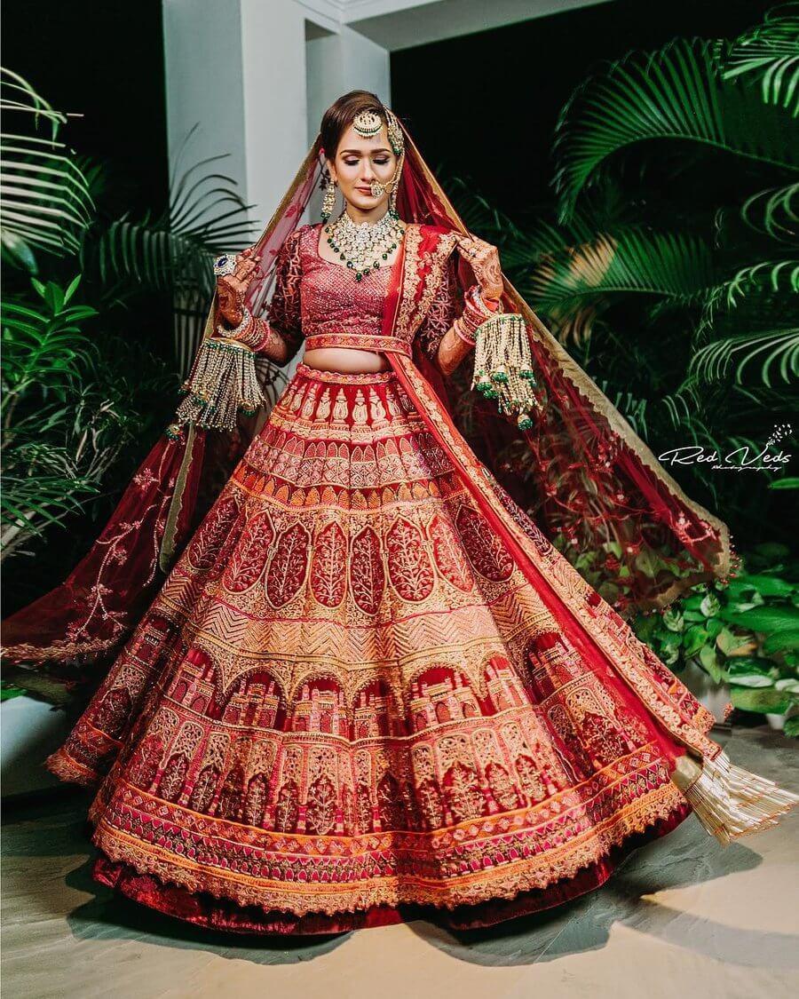 lehengas for weddings