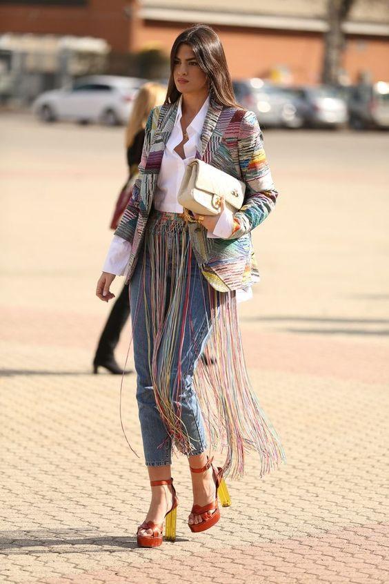 Artsy fashion