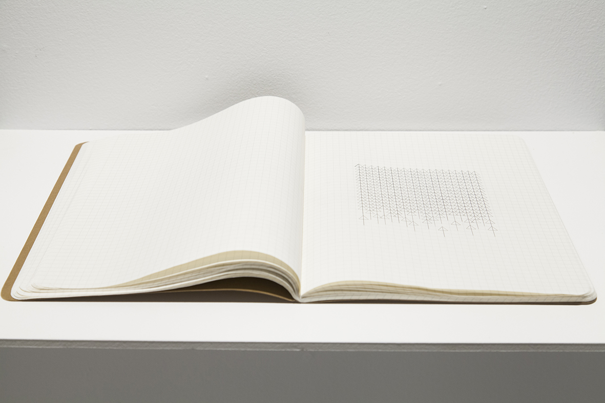 Cahier #1, 2014