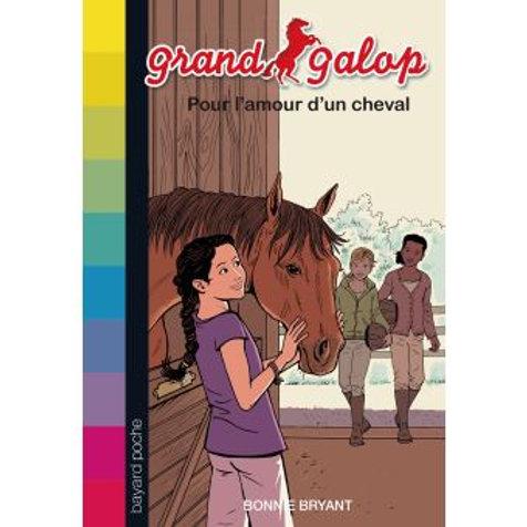 Pour l'amour d'un cheval (Grand Galop)