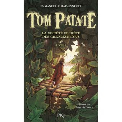 Tom Patate (lot des tomes 1,2 et 3)