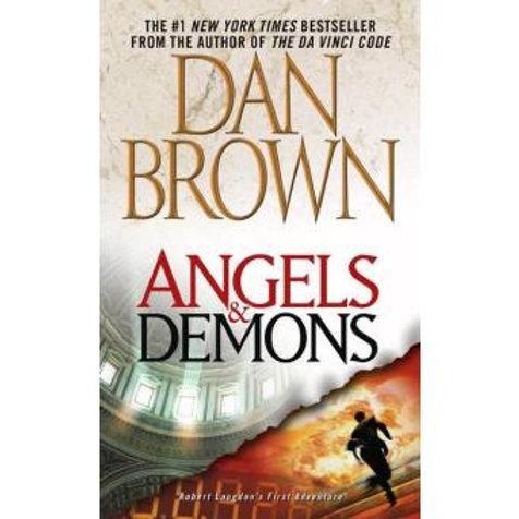 Angels & Demons (anglais)