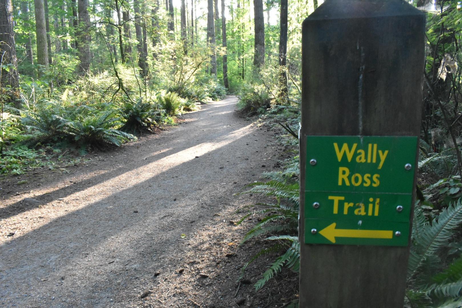 Wally Ross Trail SF