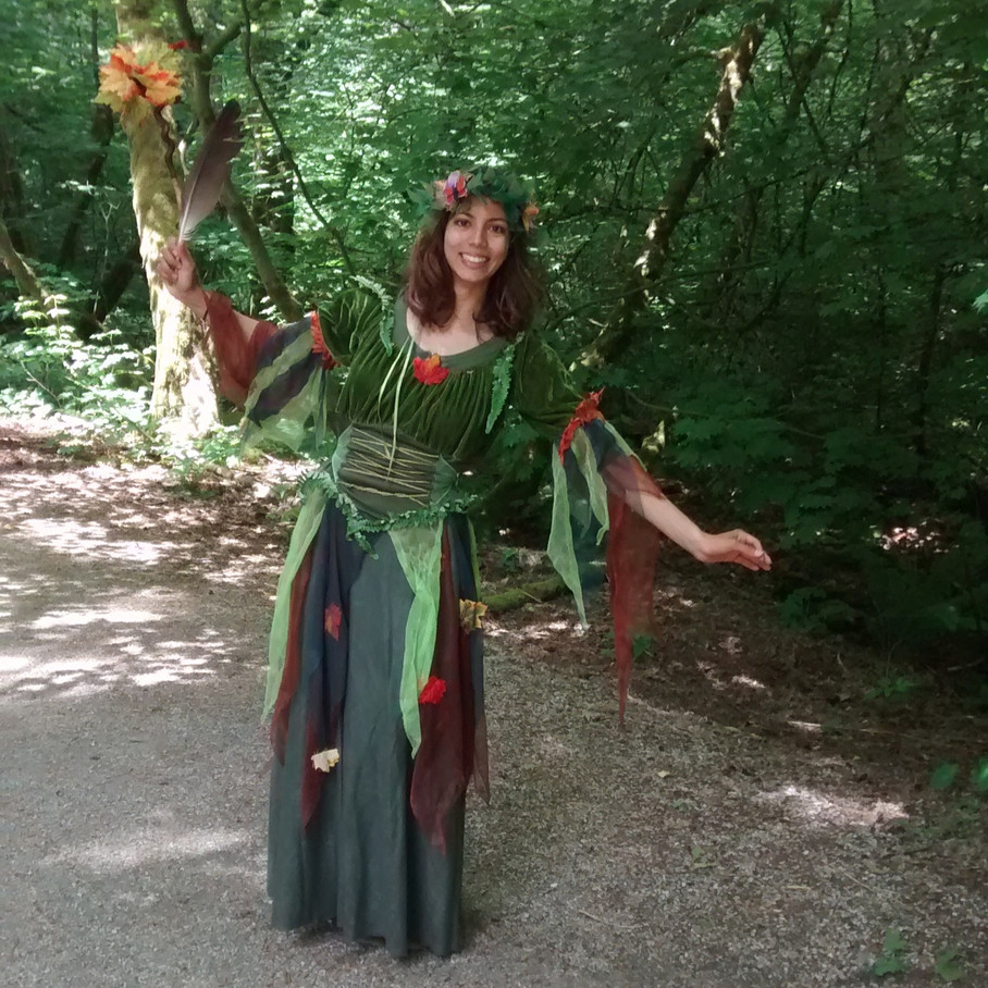 Open House 2018 Forest Fairy