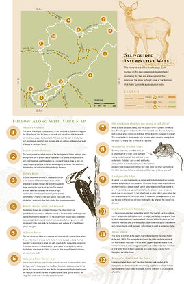 Map Sunnyside_Acres_Self_Guided_Walk-pag