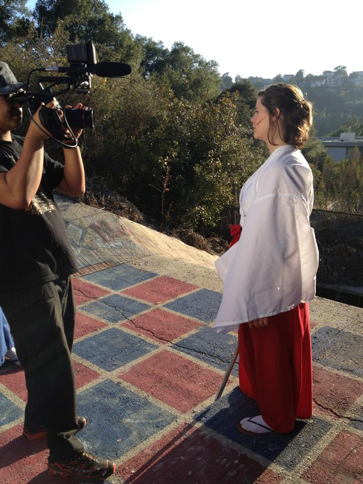 Zanshin Filming