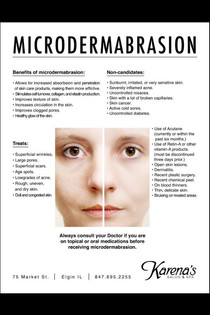 Do it the Microdermabrasion way