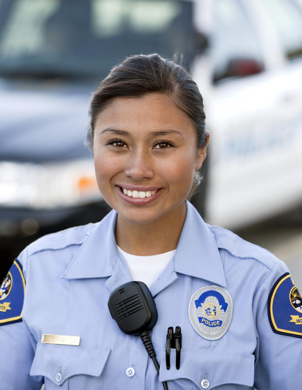 Policewoman