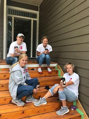 Daughters Painting Team