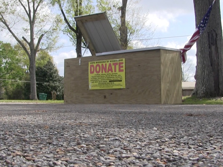 Nonprofits team up for clothing drive