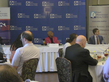 Mayoral forum held by East MS Realtors Tuesday