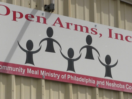 Open Arms Inc. reaches a year in emergency food distribution