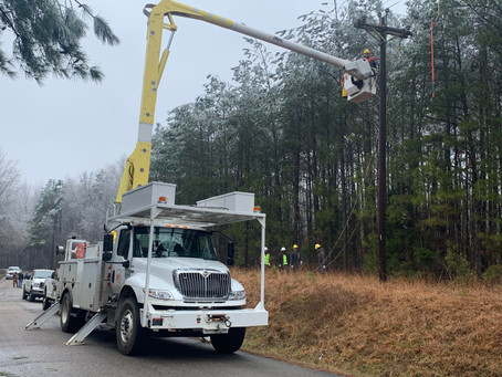 EMEPA continues power restoration