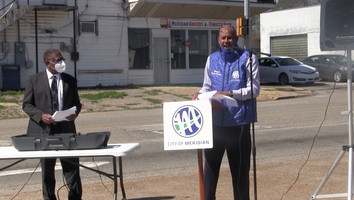 Infrastructure projects heading to Meridian