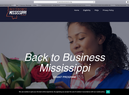Back to Business MS Applications Open