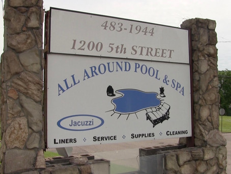 'All Around Pool and Spa' celebrates 20 years in business