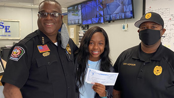 Southeast senior surprised with MPD Foundation scholarship